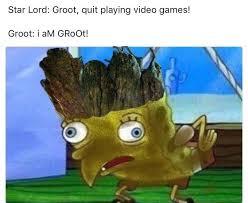 chucklesome Mocking SpongeBob memes