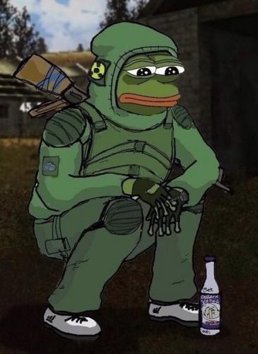 cheerful Rare Pepe memes