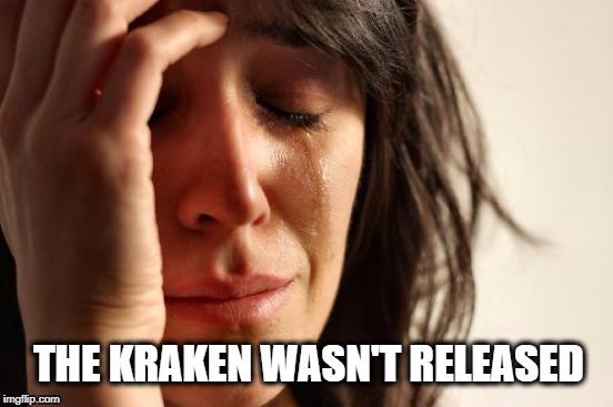 chucklesome Release The Kraken! memes
