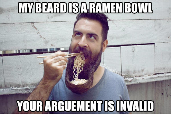 chucklesome Your Argument Is Invalid memes