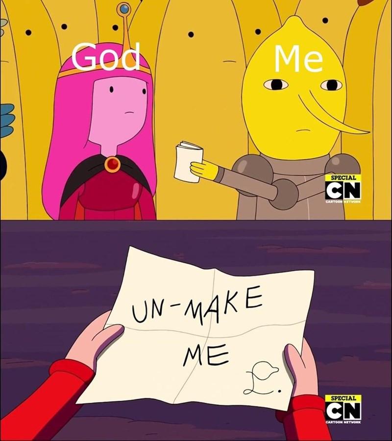 comic Adventure Time memes
