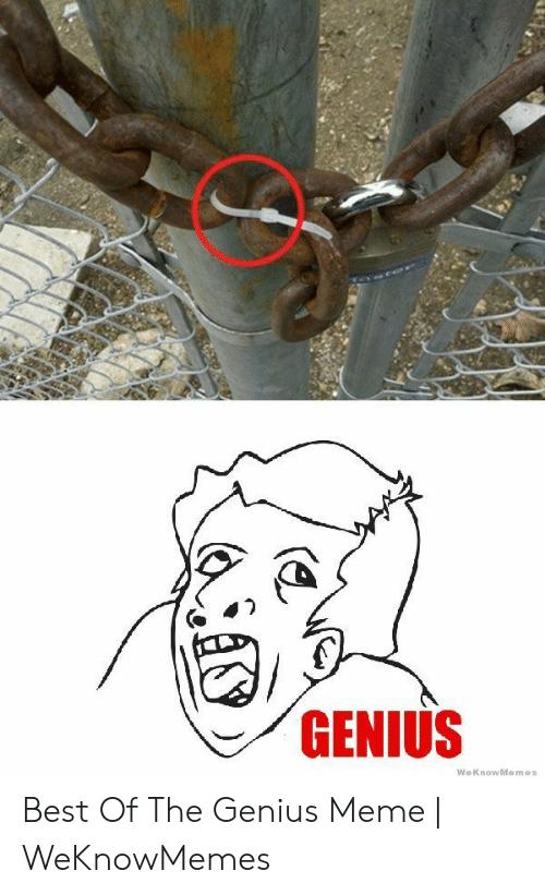 comic Genius memes