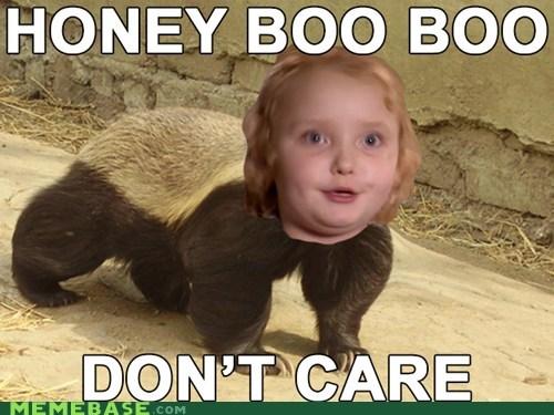 comic Honey Badger memes