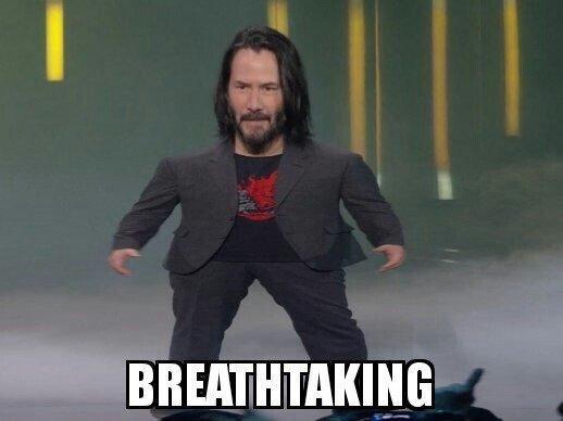 comic Keanu reeves memes