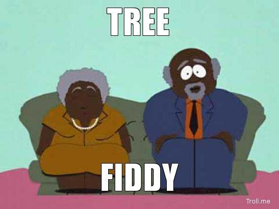 comic Tree Fiddy memes
