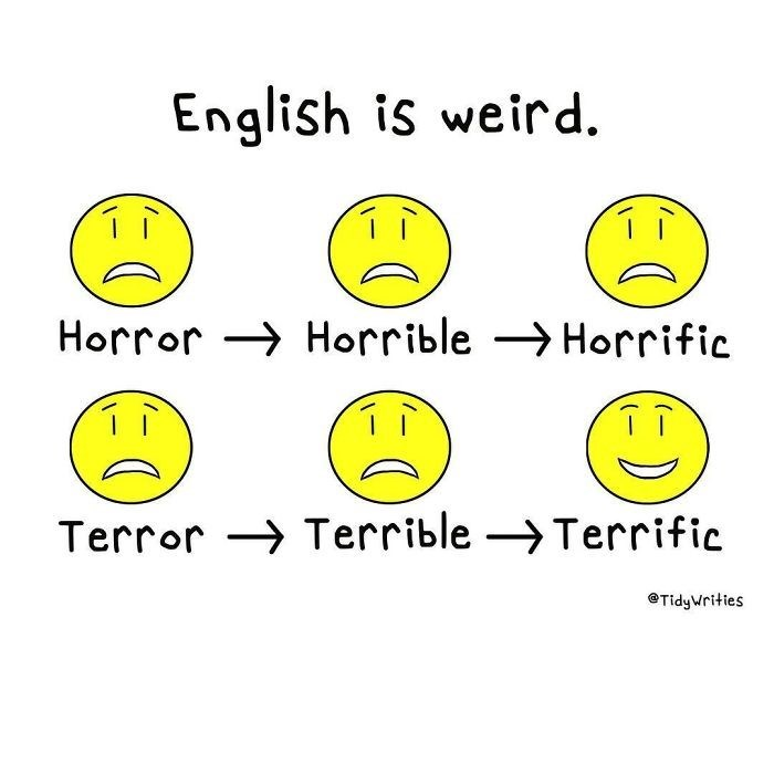 comic grammar meme