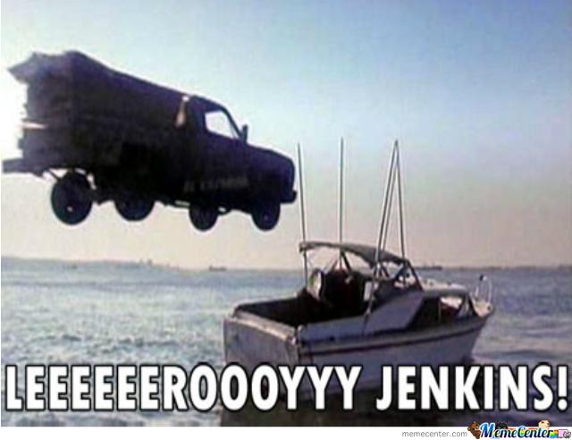 comical Leeroy Jenkins memes