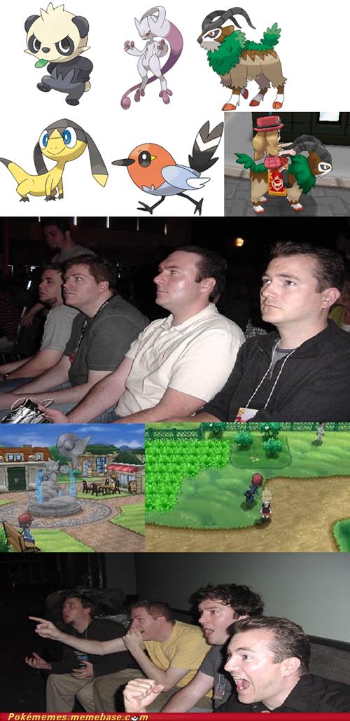 comical Reaction Guys memes