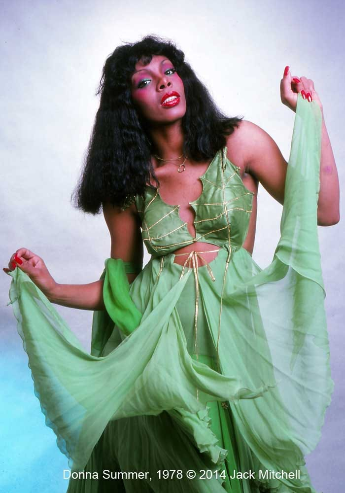 donna summer too hot