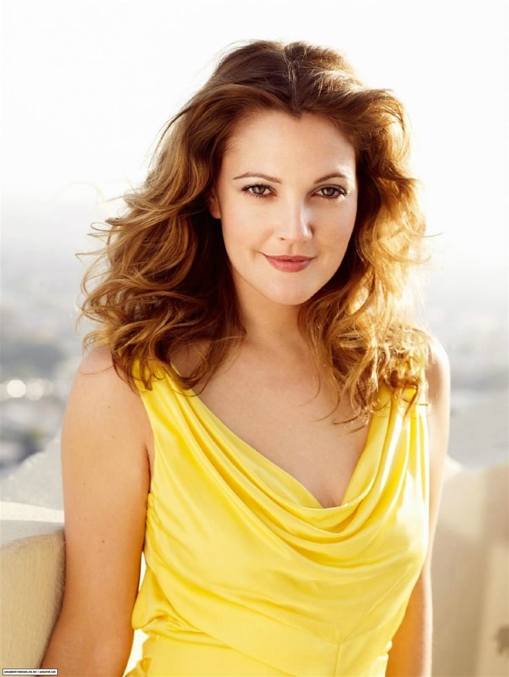 drew barrymore beautiful