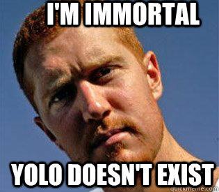 droll, Immortal memes