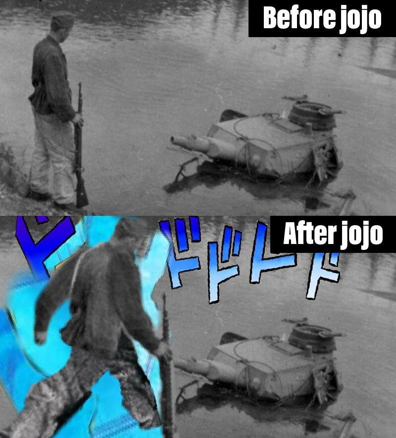 droll, JoJo's Bizarre Adventure memes