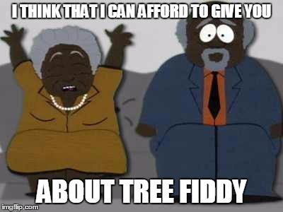 droll, Tree Fiddy memes