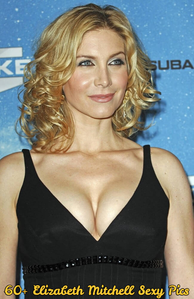 61 Sexy Pictures Of Elizabeth Mitchell Are Embodiment Of -7417