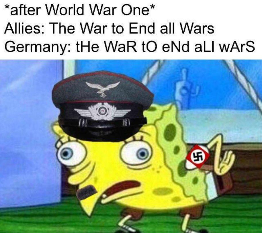 entertaining Mocking SpongeBob memes