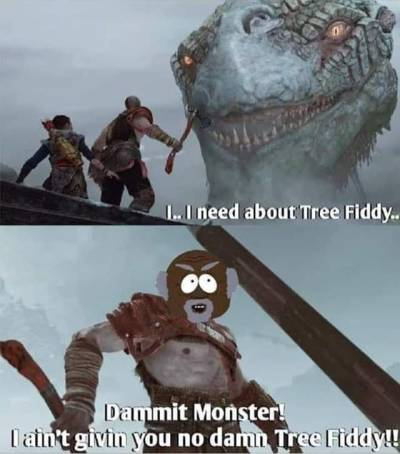 entertaining Tree Fiddy memes