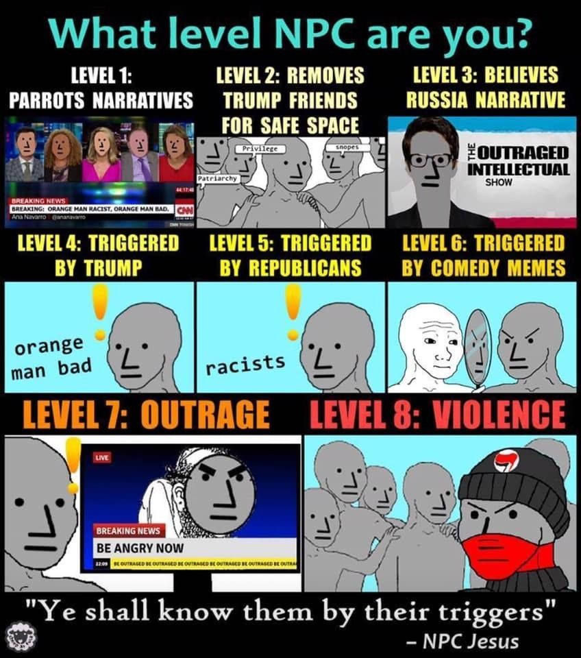 entertaining Trigger memes