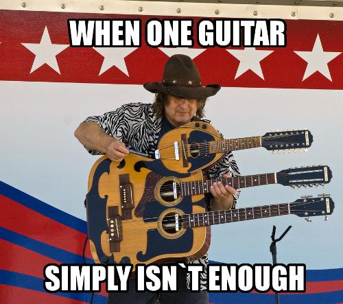 entertaining guitar memes