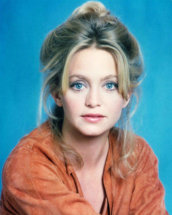 goldie hawn blue eyes