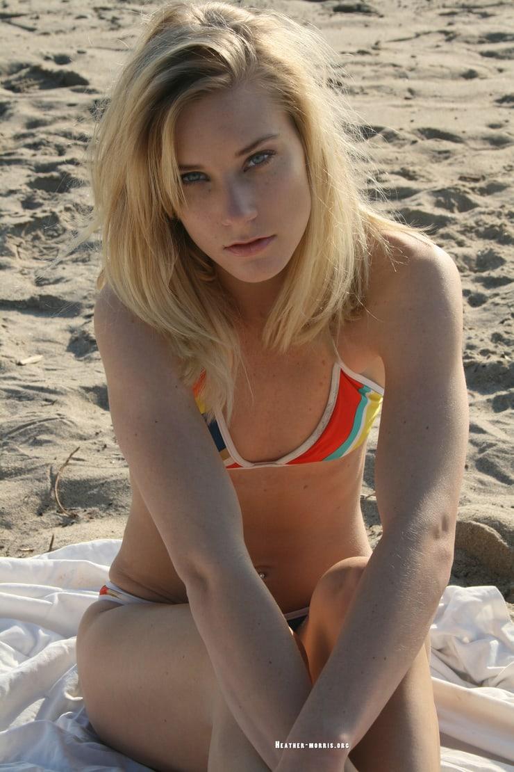 heather morris bikini pics