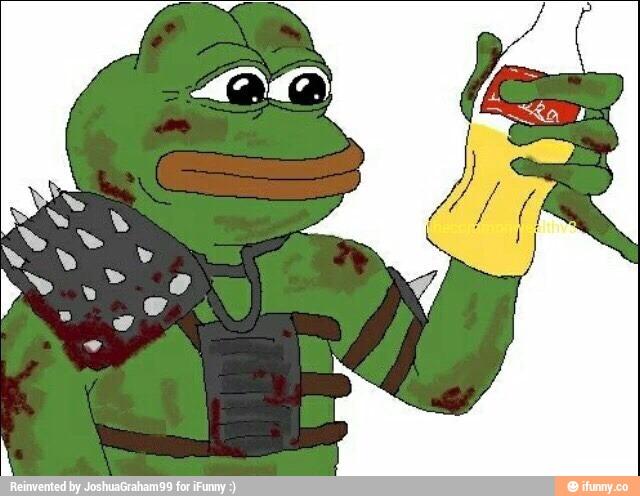 high-spirited Rare Pepe memes