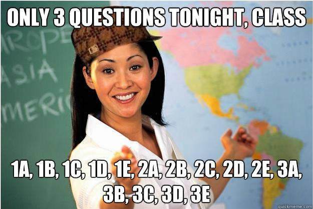 high-spirited Unhelpful High School Teacher memes