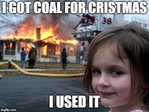 humorous Disaster Girl memes