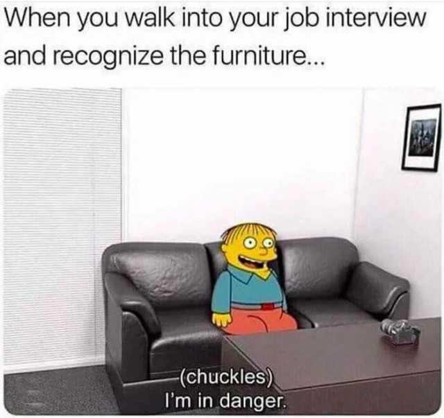 humorous Job memes