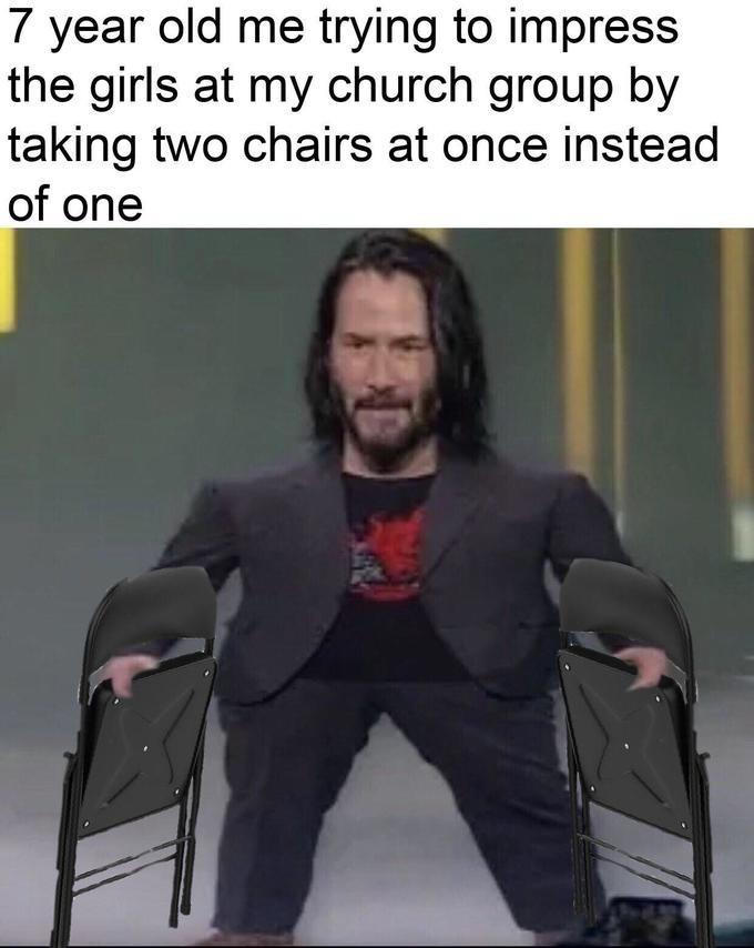 humorous Keanu reeves memes