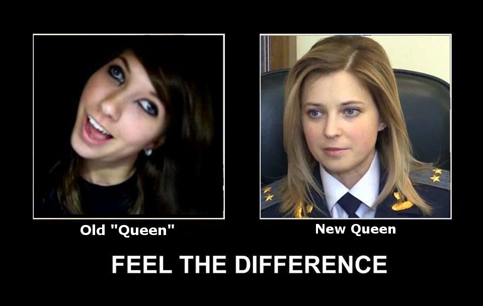 humorous Natalia Poklonskaya memes