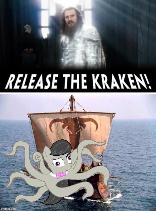 humorous Release The Kraken! memes