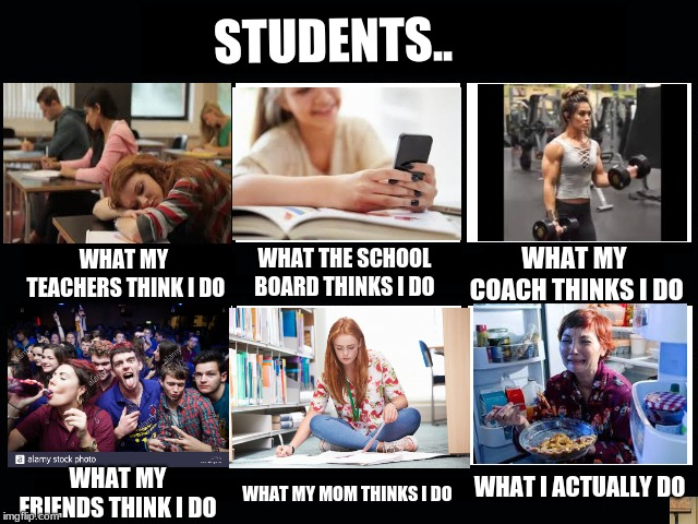 humorous What People Think I Do What I Really Do memes