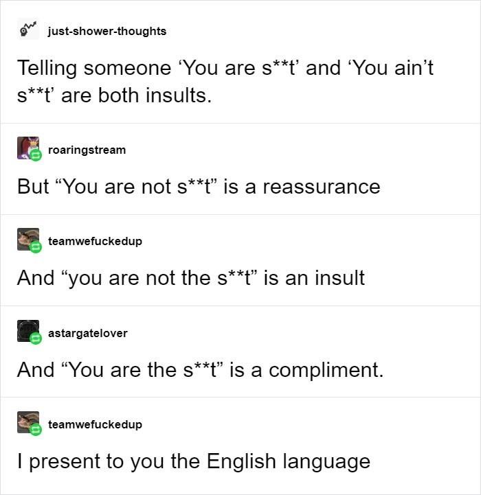 humorous grammar meme