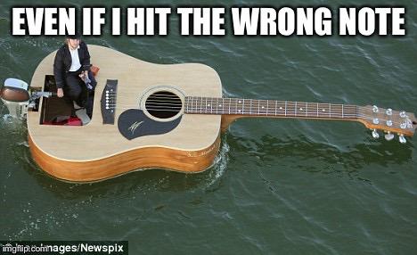 humorous guitar memes