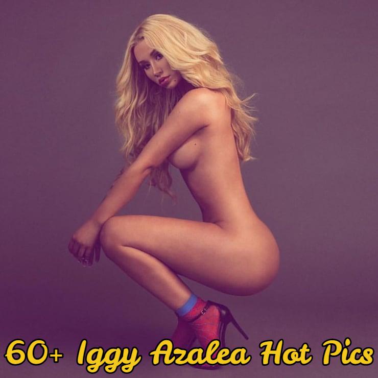 iggy azalea near-nude