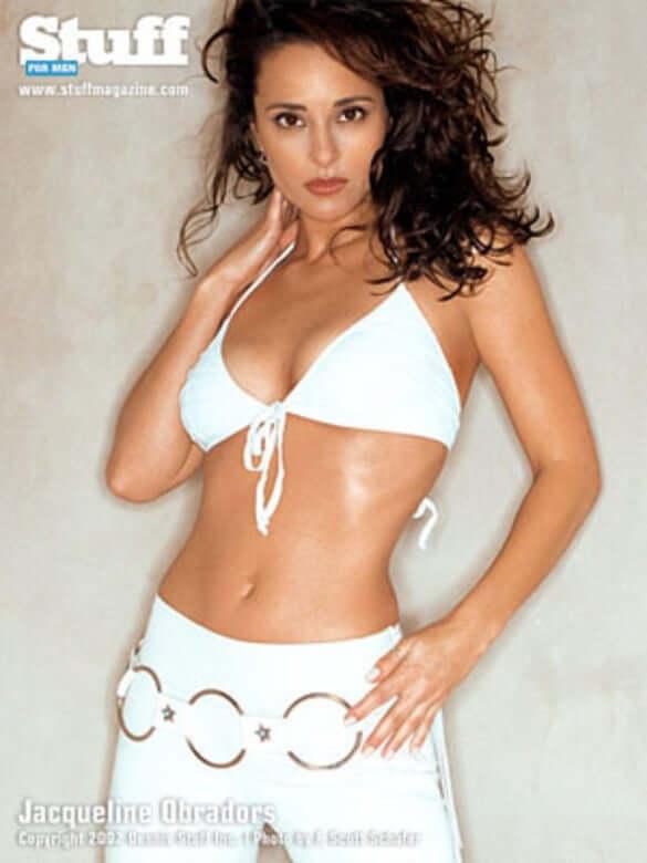 jacqueline obradors bikini