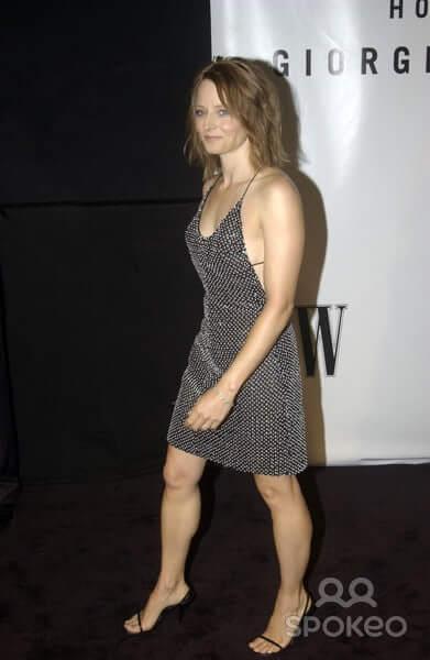 jodie foster feet image