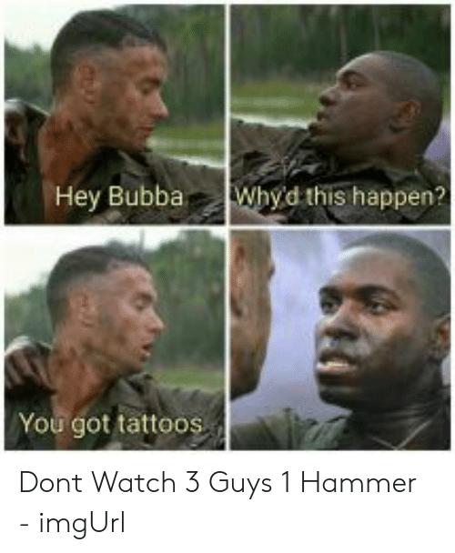 jolly 3 Guys 1 Hammer memes