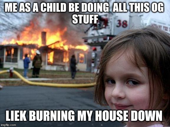jolly Disaster Girl memes