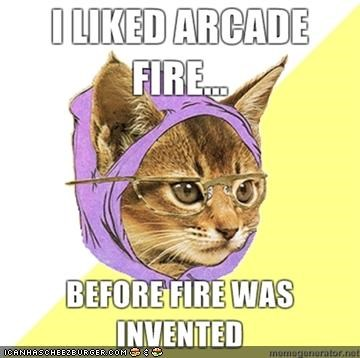 jolly Hipster Kitty memes