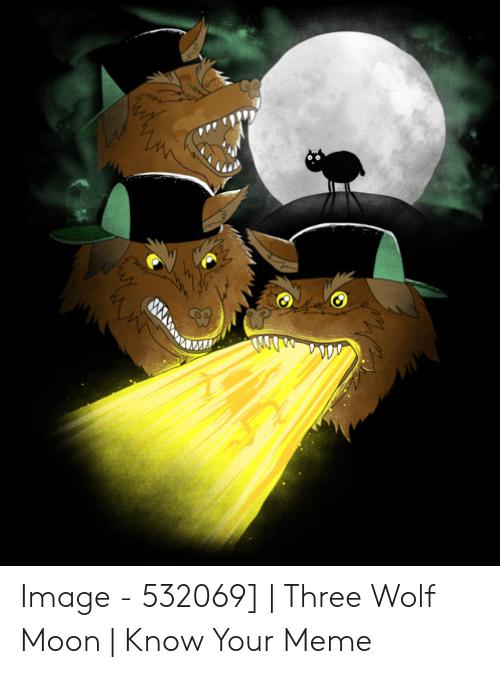 jolly Three Wolf Moon memes