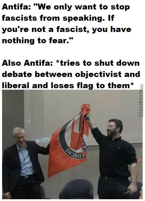 jolly antifa meme