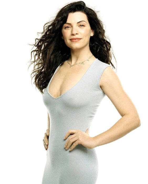 julianna-margulies sexy cleavage