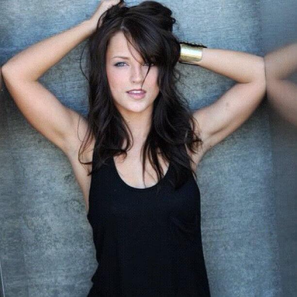 katrina norman cleavage
