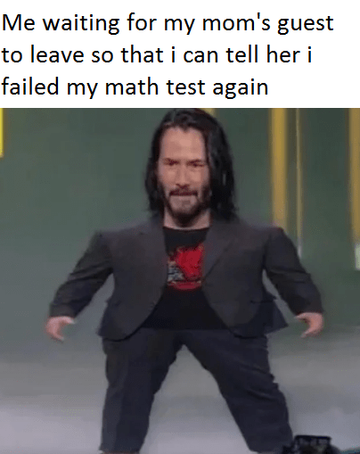 laughable Keanu reeves memes