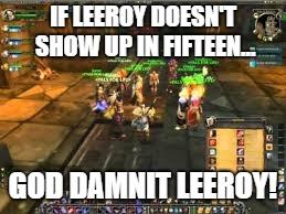 laughable Leeroy Jenkins memes