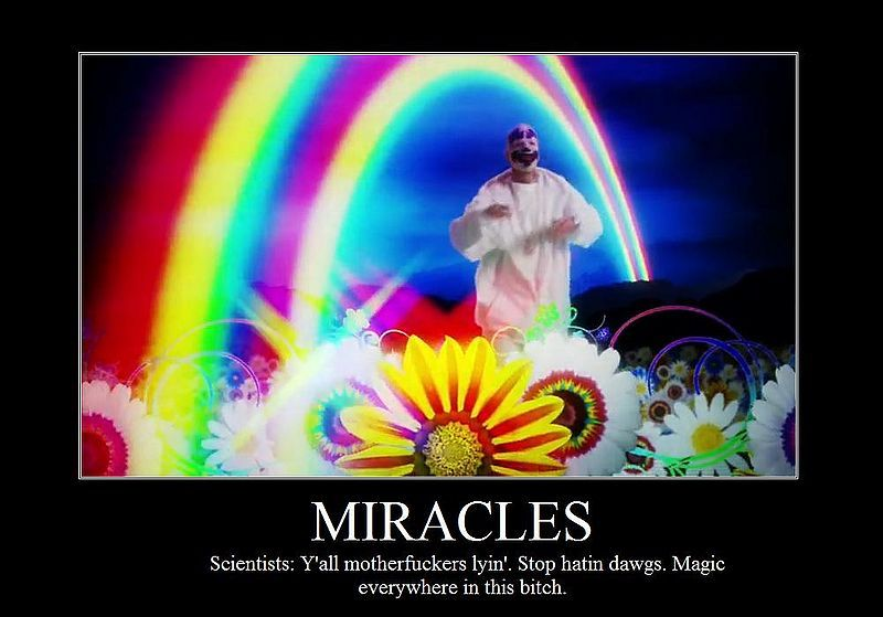 laughable Miracles memes