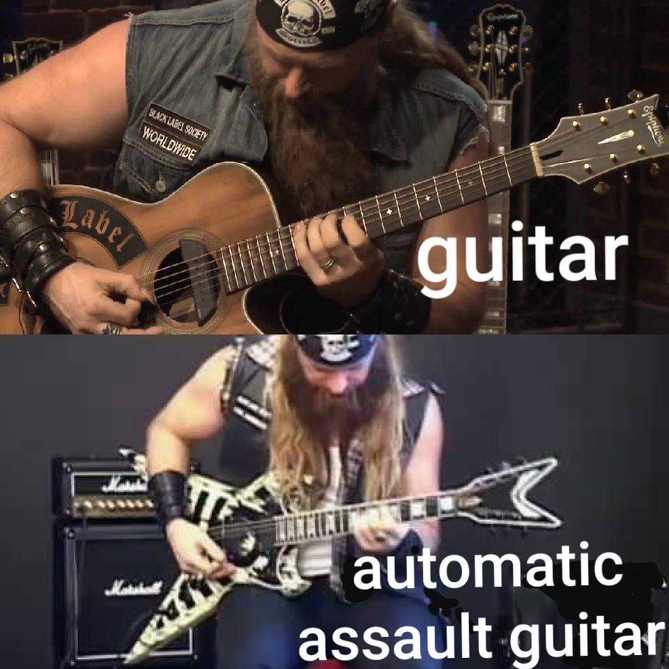 laughable guitar memes