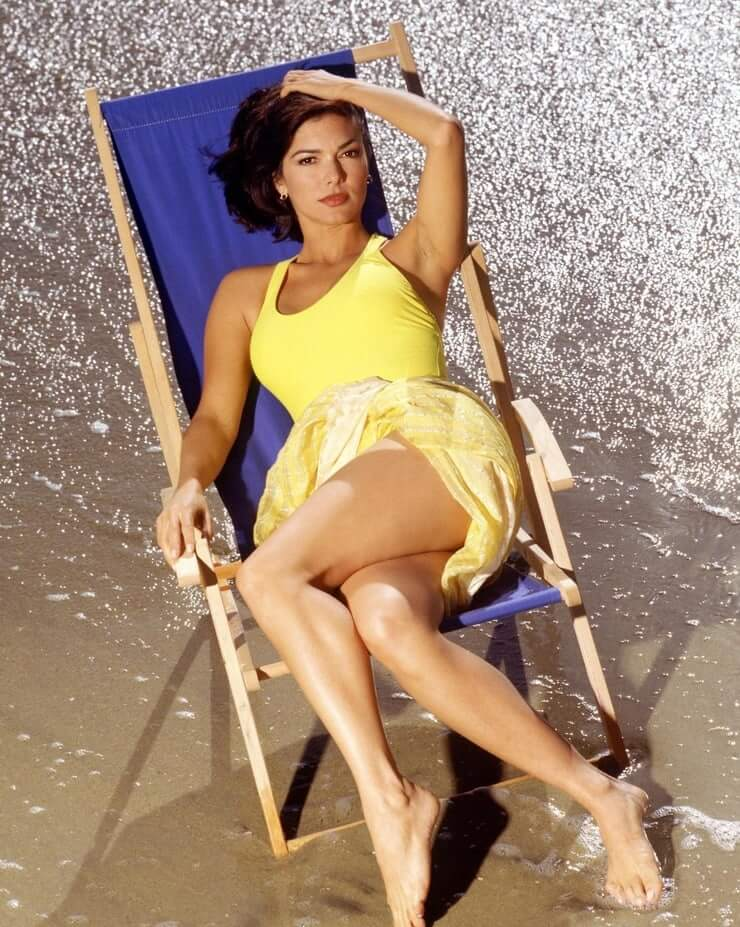 laura harring hot feet
