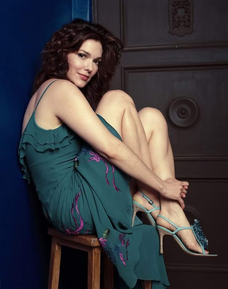 laura harring toes